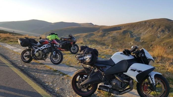 motocykle w rumunii