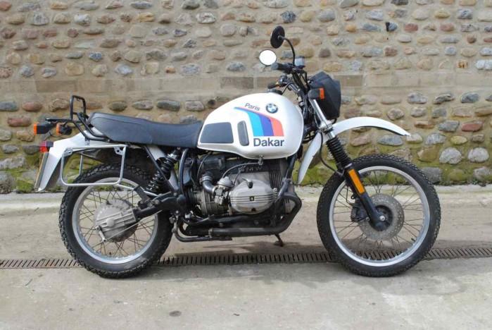 R80G S Paris Dakar