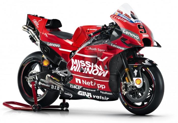 Ducati 07