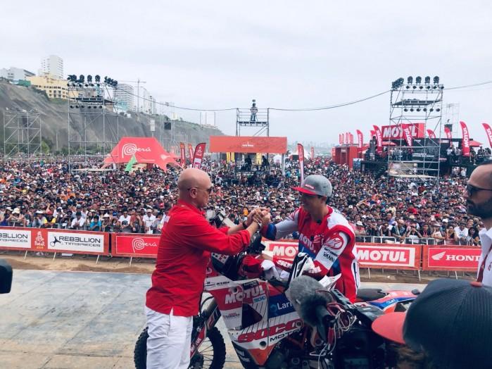 Rajd Dakar 2019 04