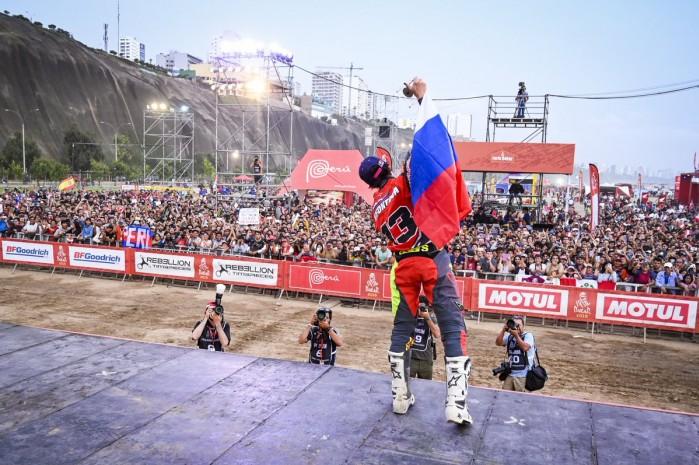 Rajd Dakar 2019 11