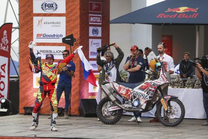 Rajd Dakar 2019 12