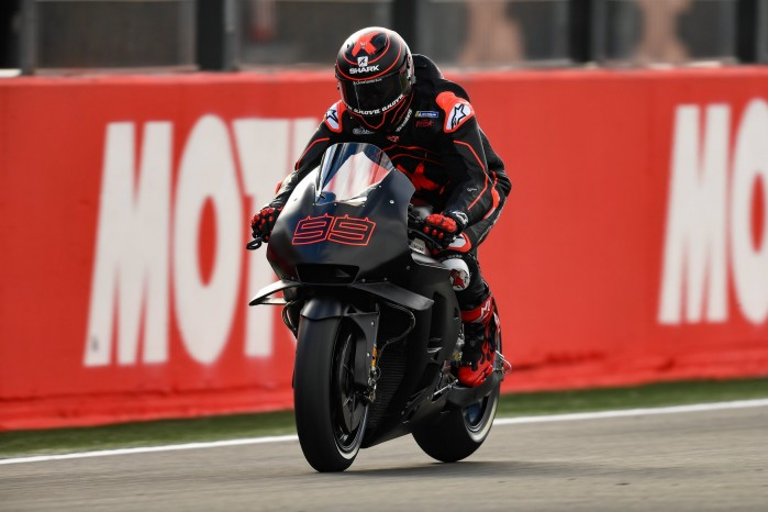 Lorenzo Honda Repsol