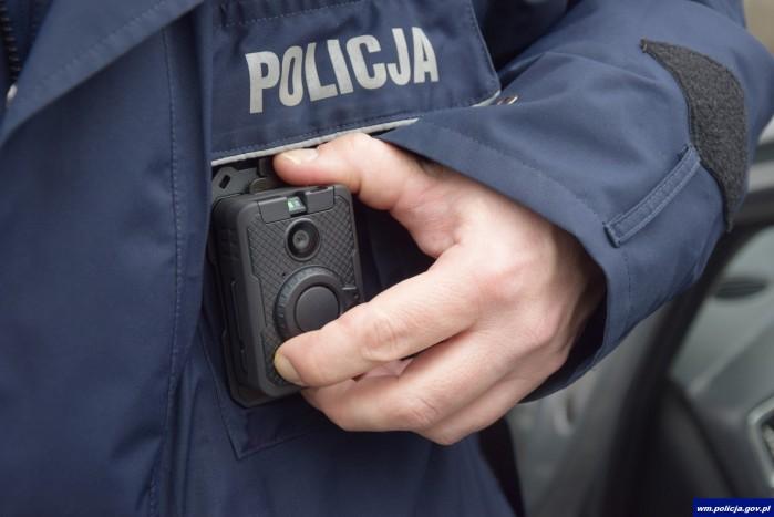 kamera policja