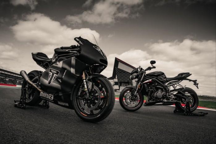 Motocykle Triumph 2019