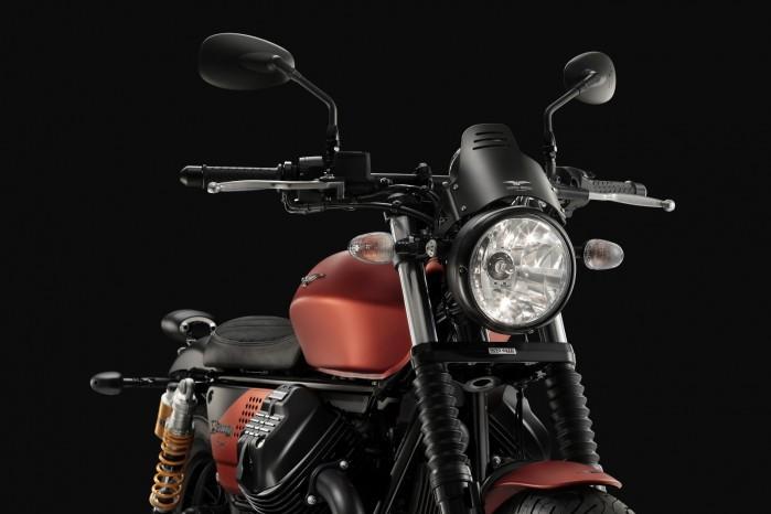 Moto Guzzi V9 Bobber sport 6