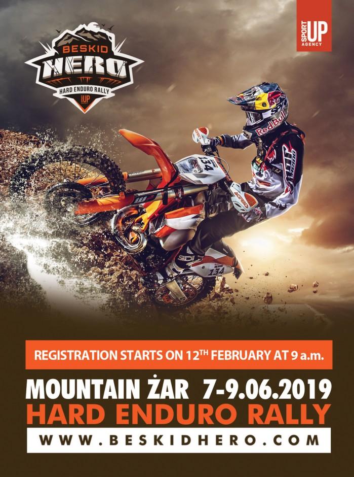 Beskid HERO 2019 registration