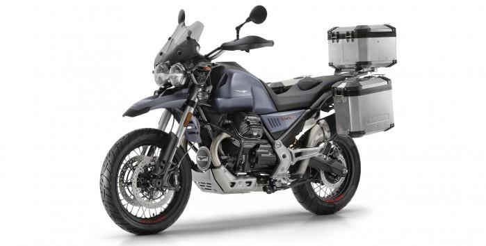 Moto Guzzi V85 TT 07