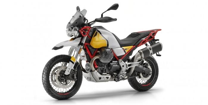 Moto Guzzi V85 TT 08