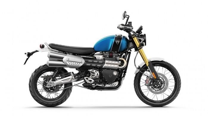 Scrambler1200 XE Blue and Black SIDE1920x1080