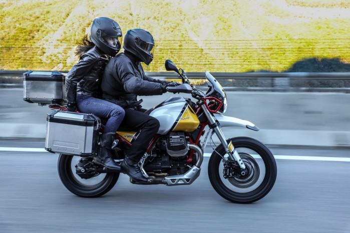 45 Moto Guzzi V85 TT