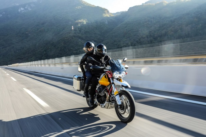 46 Moto Guzzi V85 TT