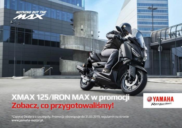 Promo XMAX125