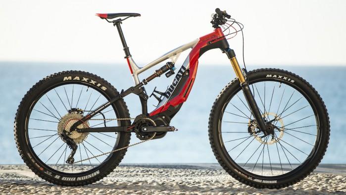 Ducati MIG RR elektryczny rower1