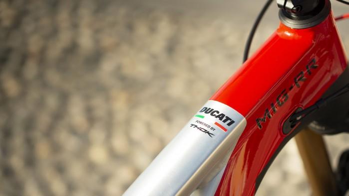 Ducati MIG RR elektryczny rower2