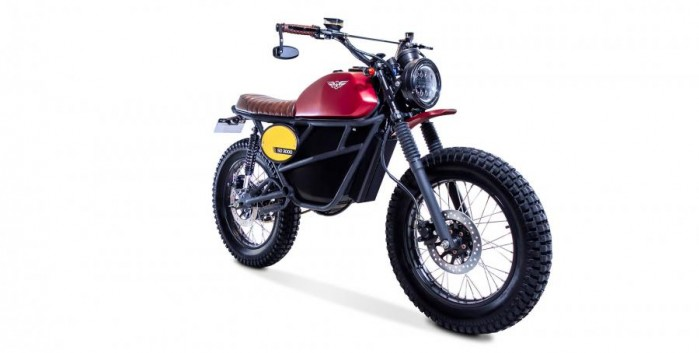 Fly Free Electric Motorcycles Smart