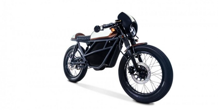 Fly Free Electric Motorcycles Smart Classic