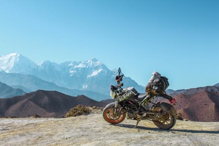 motocyklem zagranice