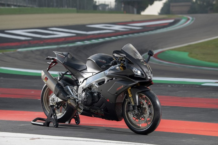 12 RSV4 1100 Factory