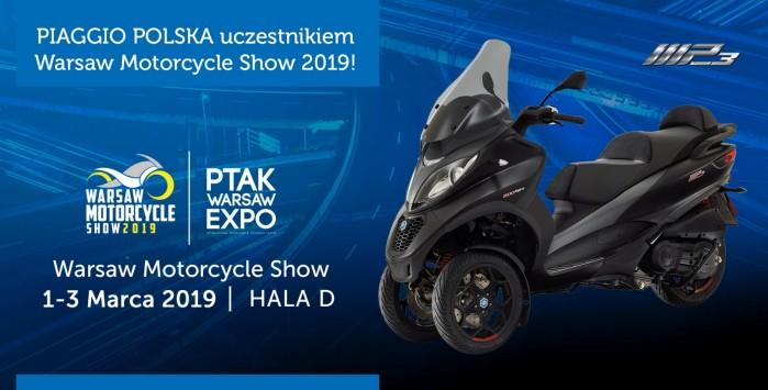 piaggio uczestnikiem warsaw motorcycle show 2019 1903x966