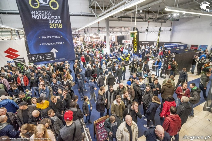 Warsaw Motorcycle Show 2018 117