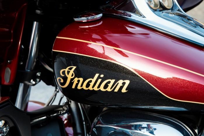 Indian Roadmastera Elite 2019 20