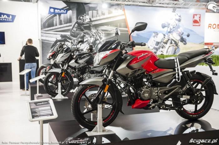 Warsaw Motorcycle Show 2019 Bajaj 01