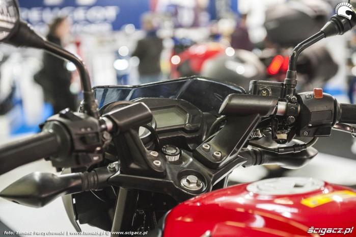 Warsaw Motorcycle Show 2019 Bajaj 02