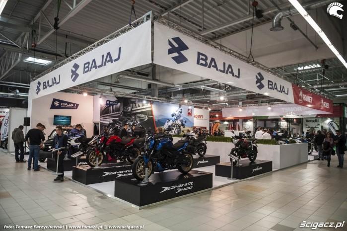 Warsaw Motorcycle Show 2019 Bajaj 05