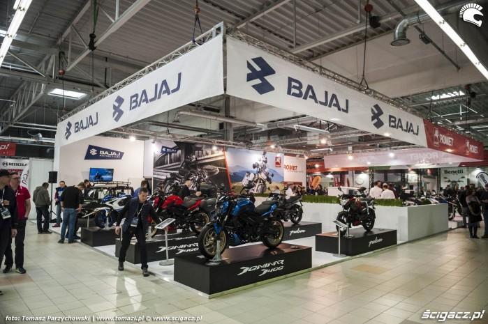 Warsaw Motorcycle Show 2019 Bajaj 06