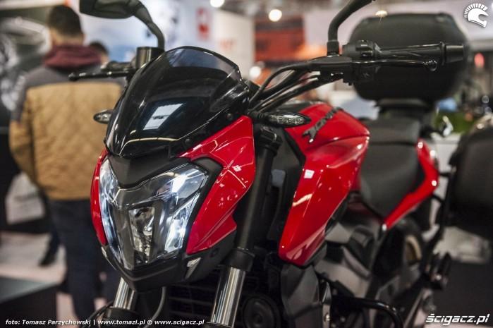 Warsaw Motorcycle Show 2019 Bajaj 08