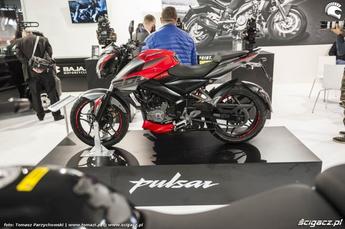 Warsaw Motorcycle Show 2019 Bajaj 10