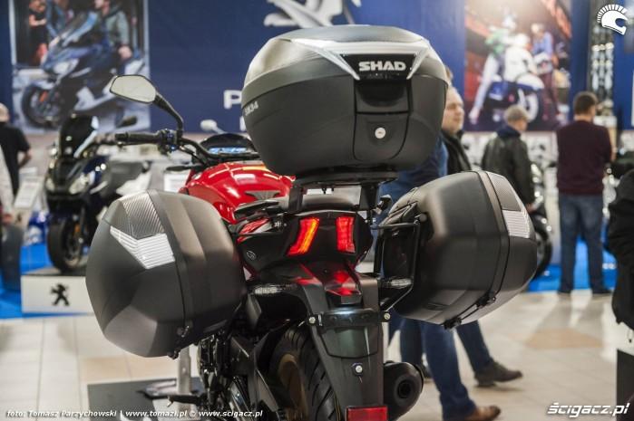Warsaw Motorcycle Show 2019 Bajaj 11