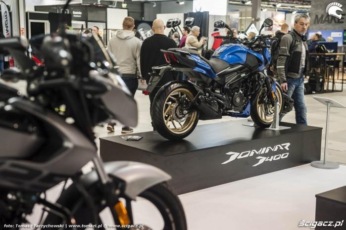 Warsaw Motorcycle Show 2019 Bajaj 13