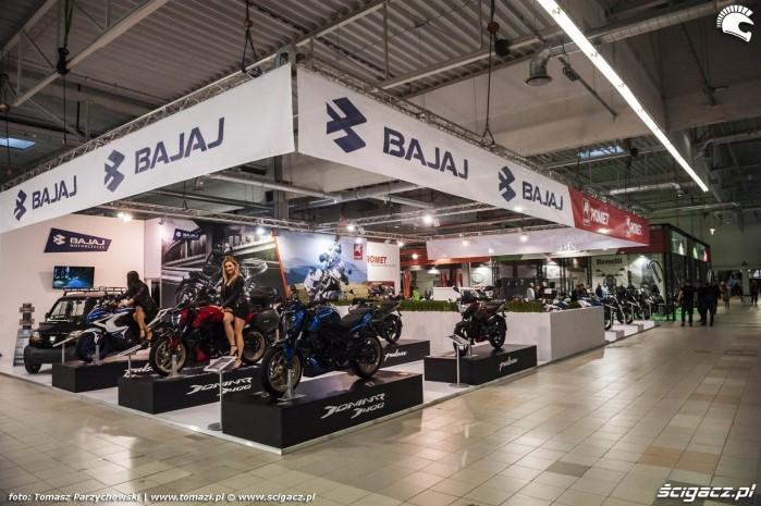 Warsaw Motorcycle Show 2019 Bajaj 15
