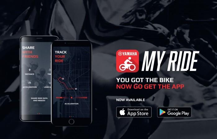 Yamaha MyRide i OnTour