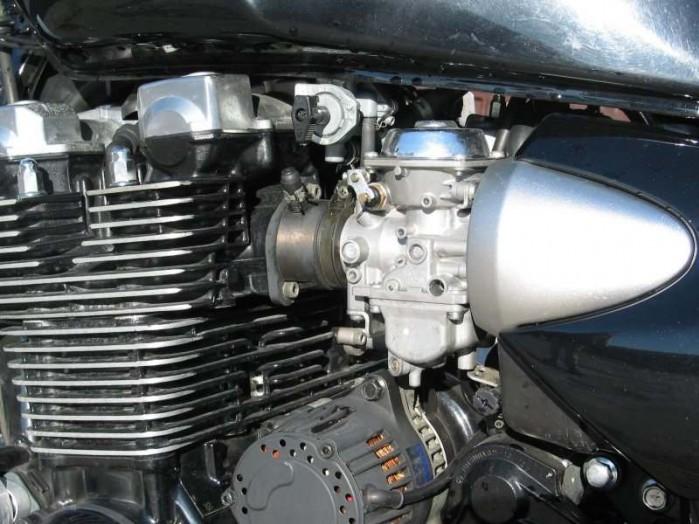 Yamaha XJR 1300 3