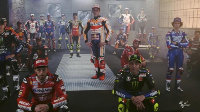 2019 MotoGP Riders