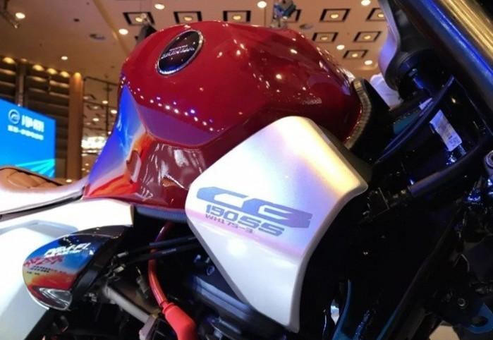 Honda CB190SS 2