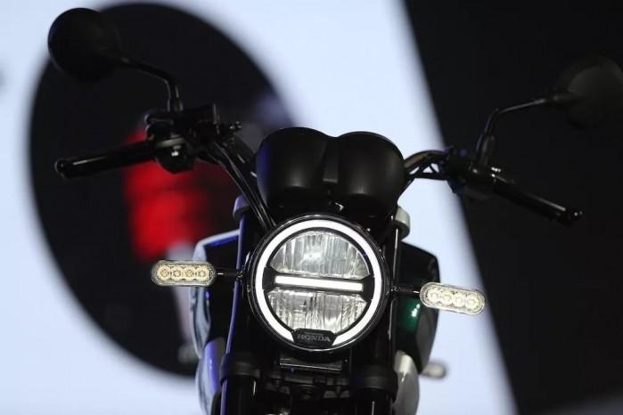 Honda CB190SS 6