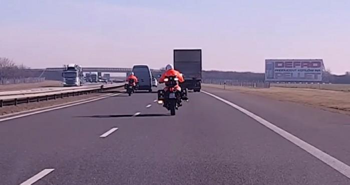 patrol na motocyklach