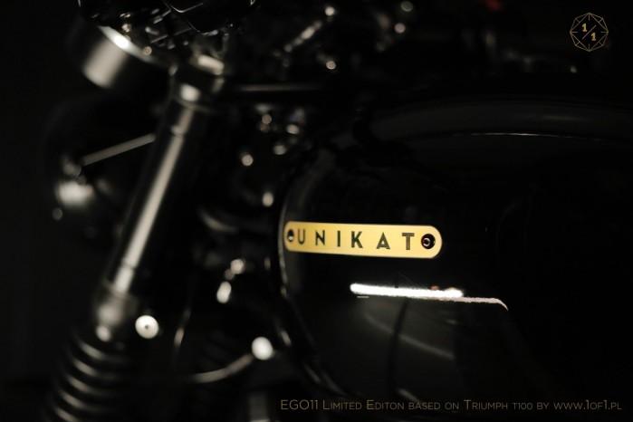 UNIKAT EGO BLACK 11