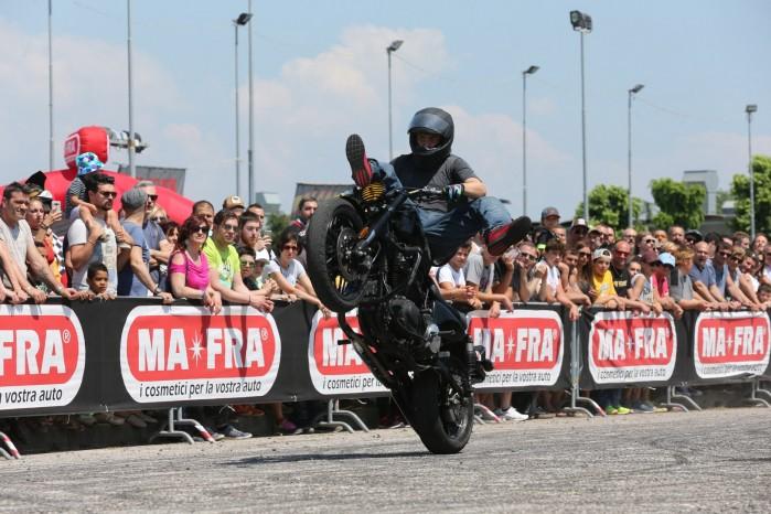 Maciej DOP Harley Davidson Stunt 02