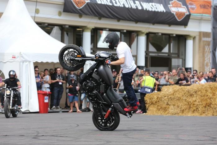 Maciej DOP Harley Davidson Stunt 03