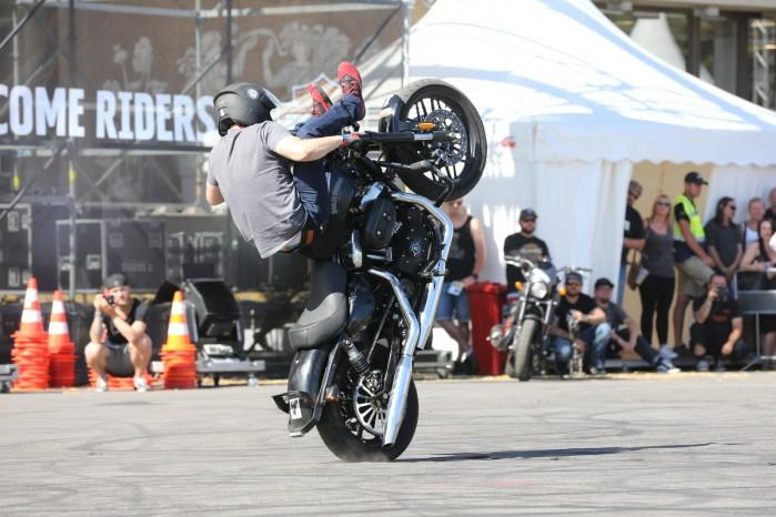 Maciej DOP Harley Davidson Stunt 05