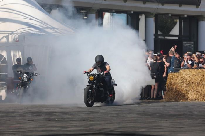 Maciej DOP Harley Davidson Stunt 06