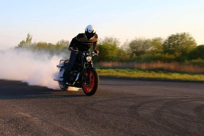 Maciej DOP Harley Davidson Stunt 14