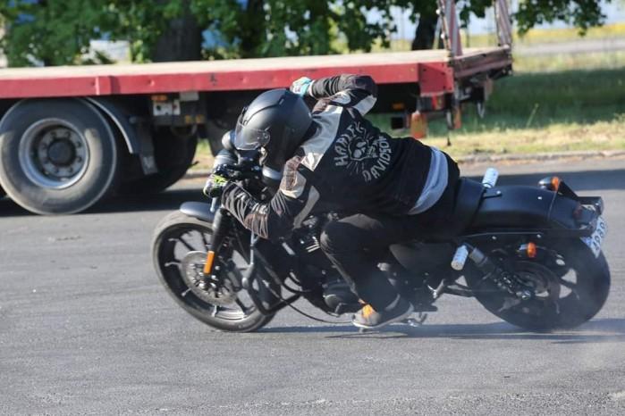 Maciej DOP Harley Davidson Stunt 17