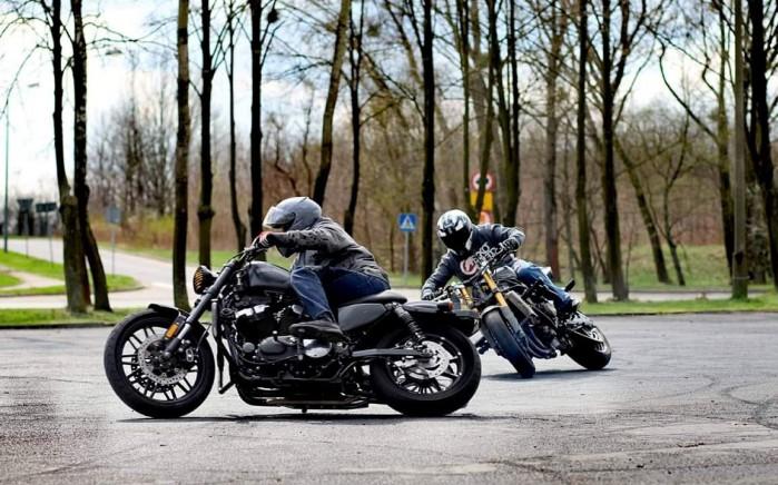 Maciej DOP Harley Davidson Stunt 28