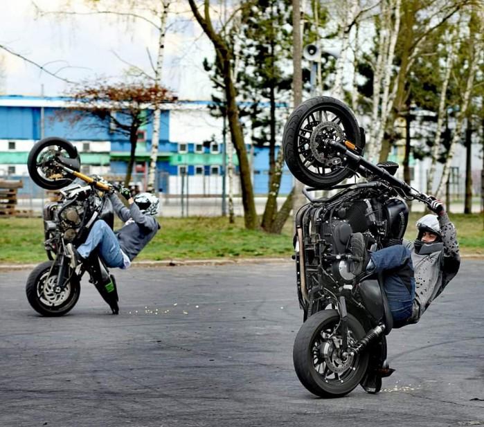 Maciej DOP Harley Davidson Stunt 29